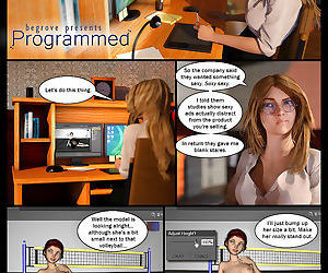 Begrove- Programmed Part 1