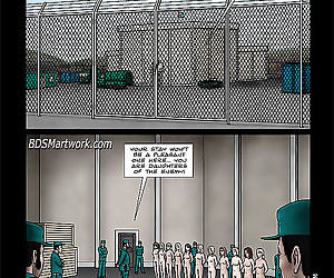 BDSM- Caribean Prison