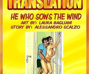Laura Bagliani- He Who Sows The Wind