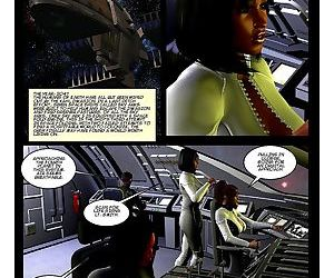 Gevaar predator planeet Sky ark 5