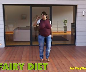 TinyThea- Fairy Diet