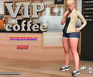 Pigking- VIP Coffee Part 1