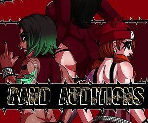 JZerosk- Band Auditions!
