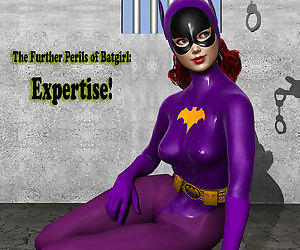 The Further Perils Of Batgirl- Expertise!
