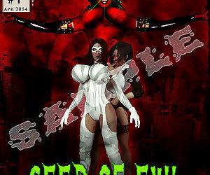 Nova- Ms Phantom – Seed of Evil