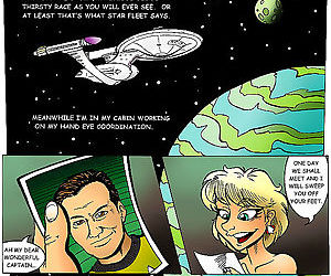 Darin Brown- Smut Trek – Naga's Den