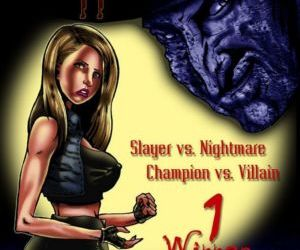 WOFS Buffy Vs Freddy