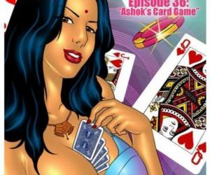 Savita Bhabhi – Episode 36: Ashok's Card Game
