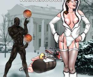 BlacknWhite- Snowbunny-White House