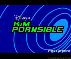 Kim Possible- Kim Pornsible
