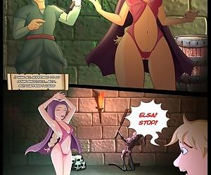 Elsa Tricks Kristoff 1