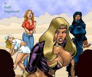 Sahara vs Taliban 1
