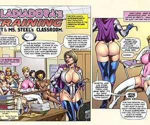 Gladiadoras Training 1 - Ms Steels Cla…