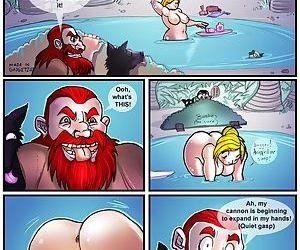 Dwarf vs Dwarf