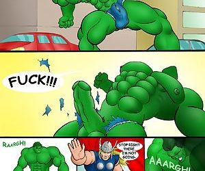 Hulk In Heat