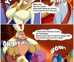 Aladdin - The Fucker From Agrabah - part 4