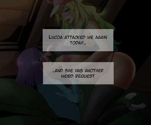 Lucoa Always Helps Me 1 - part 3