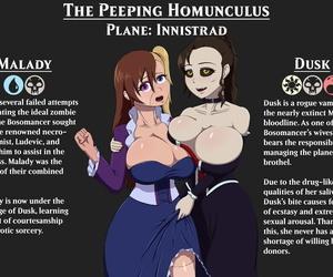 Peeping Homunculus