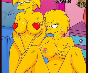Tufos- The Simpsons 26 – A Different Surprise