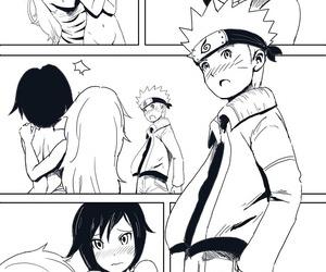 RWBY x Naruto