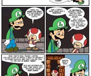 Super Mario- It Sucks to be Weegie