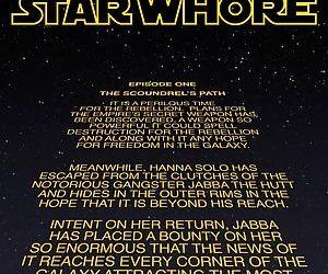 Star Whore: Hanna Solo
