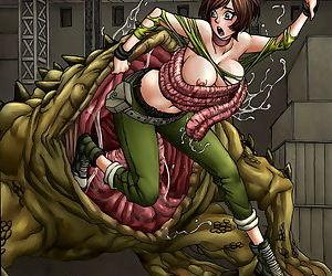 Resident Evil Series - Rebecca..