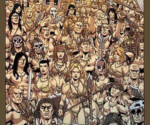 Jungle Fantasy - Survivors #7 -..
