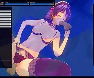 Custom Maid 3D 2: Let me..