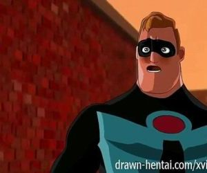 Incredibles hentai - First..