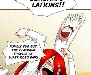 Cartoonists NSFW Season 1 Chapter..