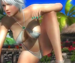 Dead or alive 5 Christie hot..