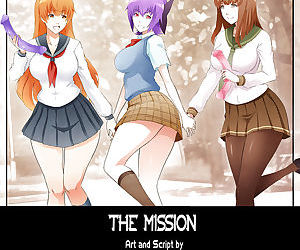 Hentai- The Mission