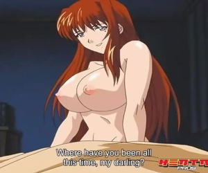 Hentai Pros - Big tit redhead..