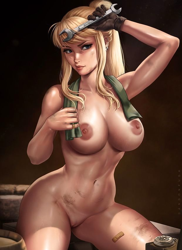 Nude Winry Rockbell Dirty by..