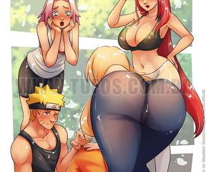 Un Perfecto Golpe Ninja Naruto