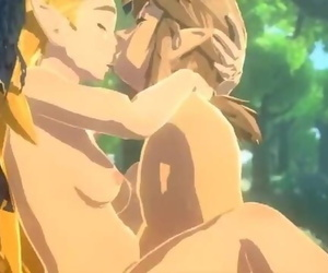 BOTW Zelda getting Fucked by..