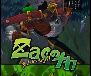 ZAC x Twitch