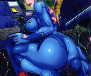 C86 EROQUIS! Butcha-U Metroid XXX..