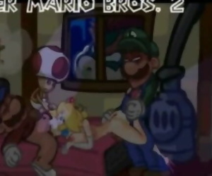 Mario and Princesspeach