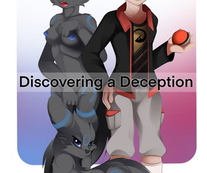 Conrie Discovering a Deception..