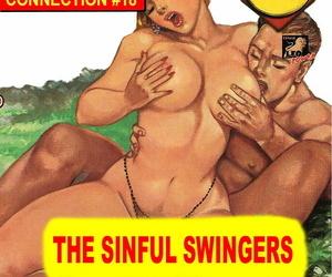 SWINGER CONNECTION #18 - ENGLISH..