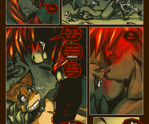 The IMP comic CHAPTER 1 - part 2