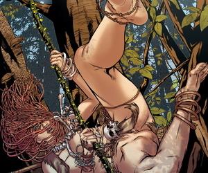 Boundless Jungle Fantasy: Secrets..