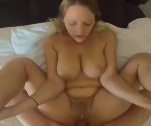 She Begs for more Cum & Gets 2..
