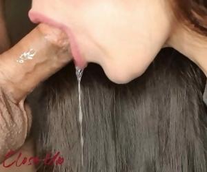 I Swallow my Roommate Sweet Cum -..