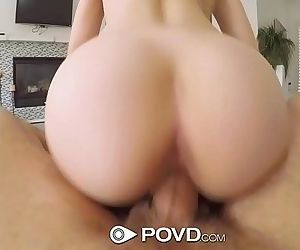 POVD Delivery man fucks and..