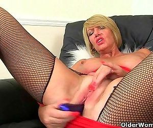 My favourite British milfs in..
