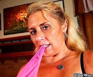 Hairy milfs..