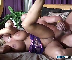 Busty tit fucked milfHD+
